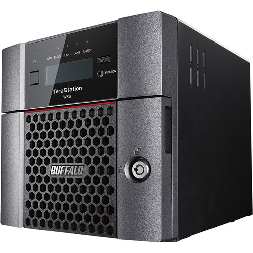 Buffalo TeraStation 4TB WS5020 4-Bay NAS Server (2 x 2TB)