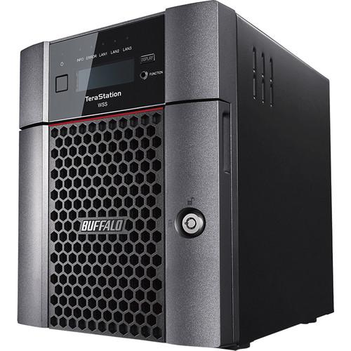 Buffalo TeraStation 16TB WS5020 4-Bay NAS Server (4 x 4TB)