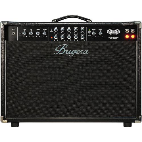 Bugera 333-212 INFINIUM 3-Channel 120-Watt Combo Guitar Amp