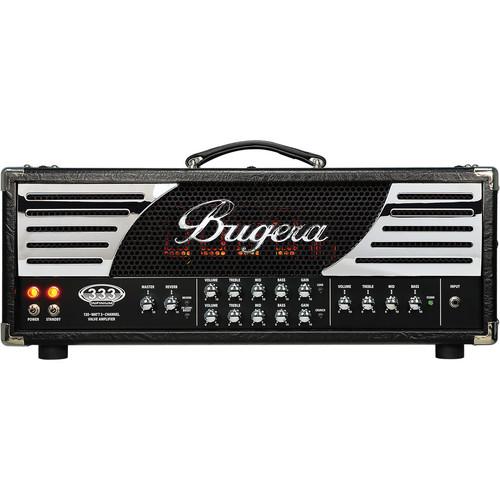 Bugera 333 INFINIUM 120-Watt Tube Amplifier Head