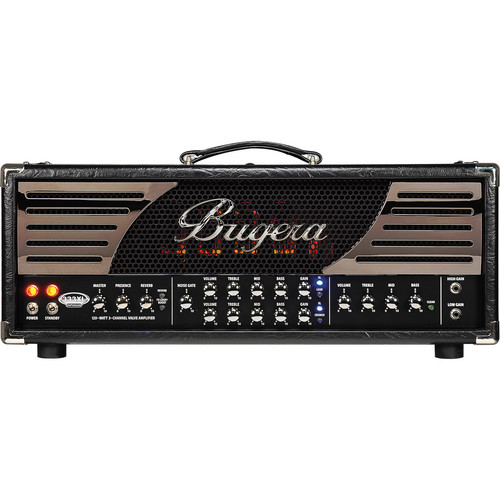 Bugera 333XL INFINIUM 120-Watt Guitar Amplifier Head