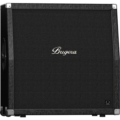 "Bugera 412TS 200W Half-Stack Guitar Cabinet with Turbosound Speakers (4 x 12"")"
