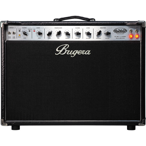 Bugera 6260-212 INFINIUM Tube Combo Guitar Amplifier