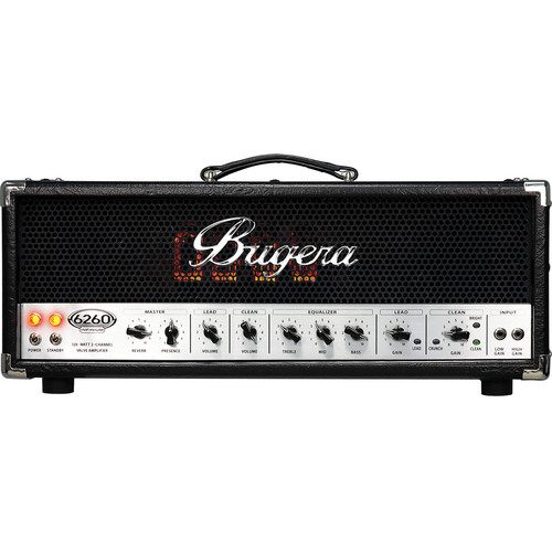 Bugera 6260 INFINIUM 120-Watt Guitar Amplifier Head