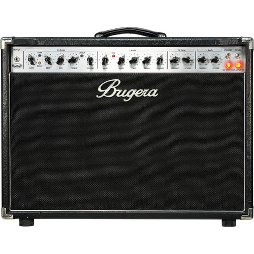 Bugera 6262-212 INFINIUM 120-Watt 2-Channel Combo Guitar Amplifier