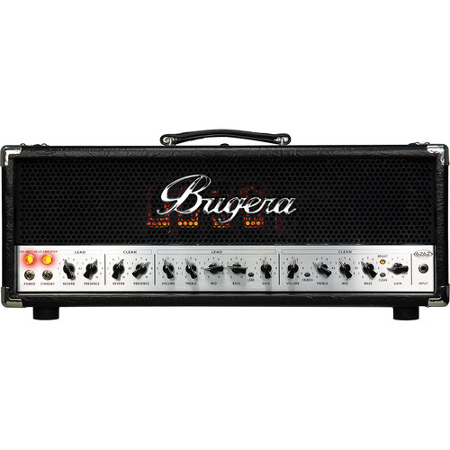 Bugera 6262 INFINIUM 120-Watt 2-Channel Guitar Amplifier Head