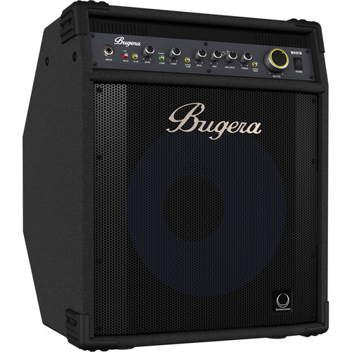 """Bugera Ultrabass BXD15A 700W 1x15"""" Bass Combo Amplifier"""