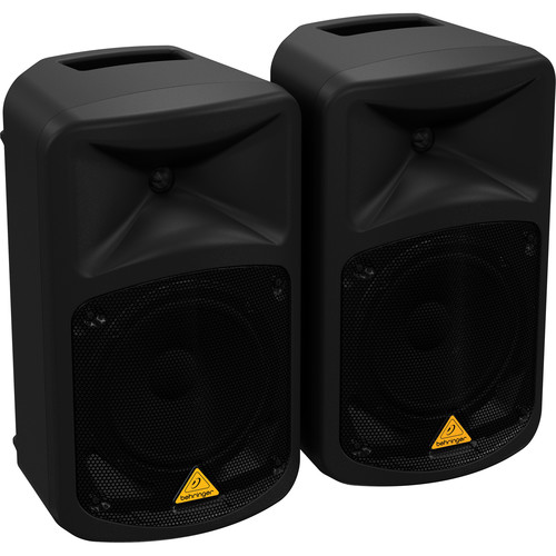 Behringer EUROPORT EPS500MP3 500W 8-Channel Portable PA System