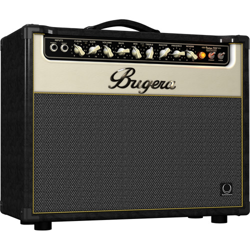 Bugera V22 Infinium 22-Watt Vintage 2-Channel Tube Amplifier Combo with Reverb