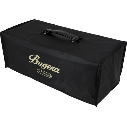 Bugera V22HD-PC High-Quality Protective Cover for V22HD INFINIUM Guitar Amplifier (Black)