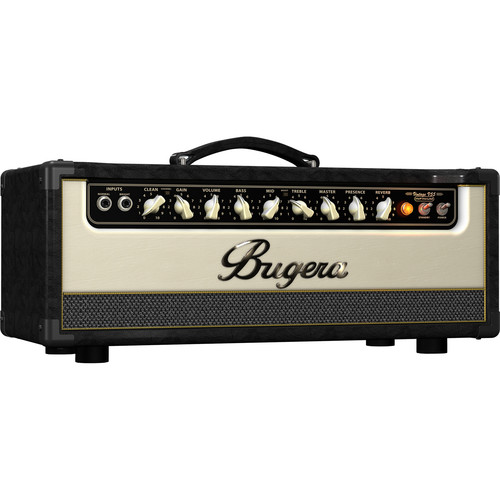 Bugera Vintage V55HD Infinium 55W 2-Channel Tube Guitar Amplifier Head