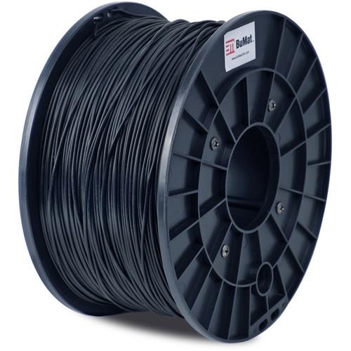 BuMat 1.75mm ABS Filament (1kg, Black)