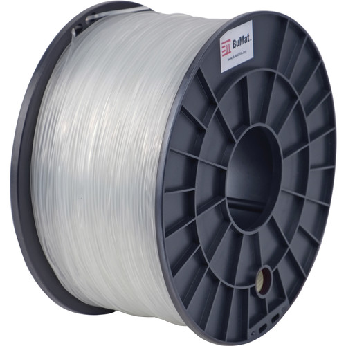 BuMat 1.75mm ABS Filament (2.2 lb, Clear)