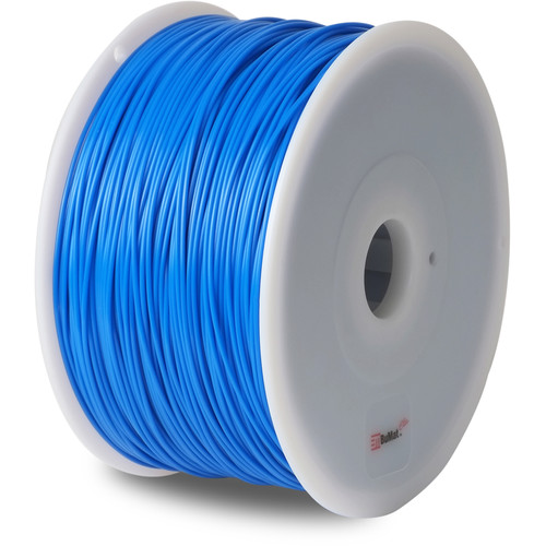 BuMat 1.75mm Elite ABS 3D Printer Filament (1kg, Blue)