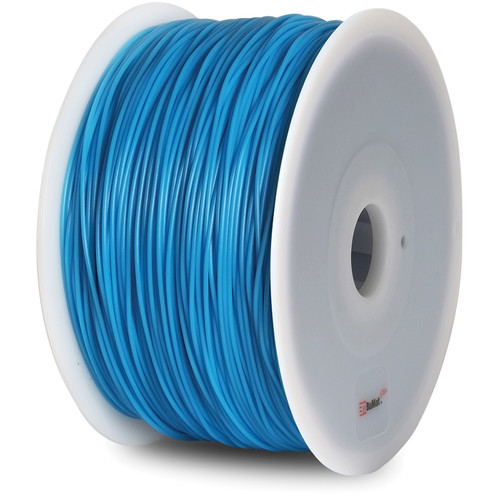 BuMat Elite 1.75mm ABS Filament (2.2 lb, Fluorescent Blue)