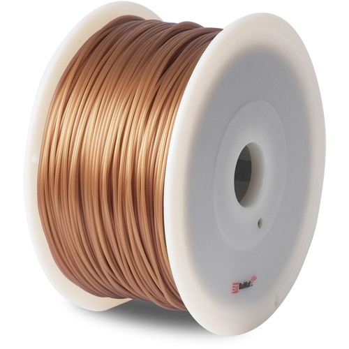 BuMat 1.75mm Elite ABS 3D Printer Filament (1kg, Gold)