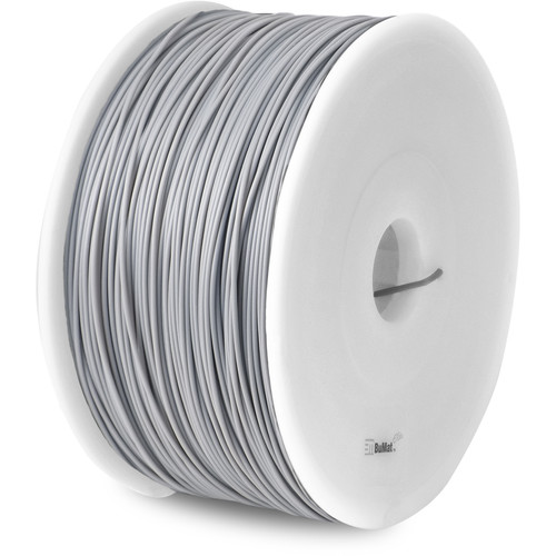 BuMat 1.75mm Elite ABS 3D Printer Filament (1kg, Gray)