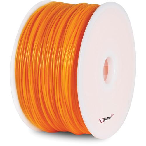 BuMat Elite 1.75mm ABS Filament (2.2 lb, Luminous Orange)