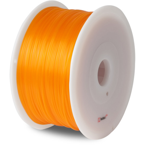 BuMat 1.75mm Elite ABS 3D Printer Filament (1kg, Orange)