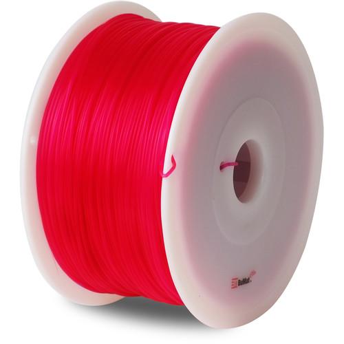 BuMat 1.75mm Elite ABS 3D Printer Filament (1kg, Red)