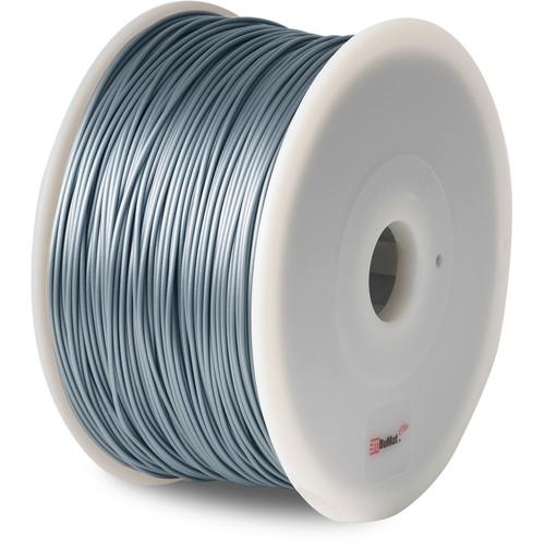 BuMat 1.75mm Elite ABS 3D Printer Filament (1kg, Silver)