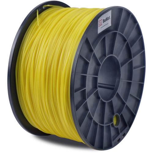 BuMat 1.75mm ABS Filament (1kg, Yellow)