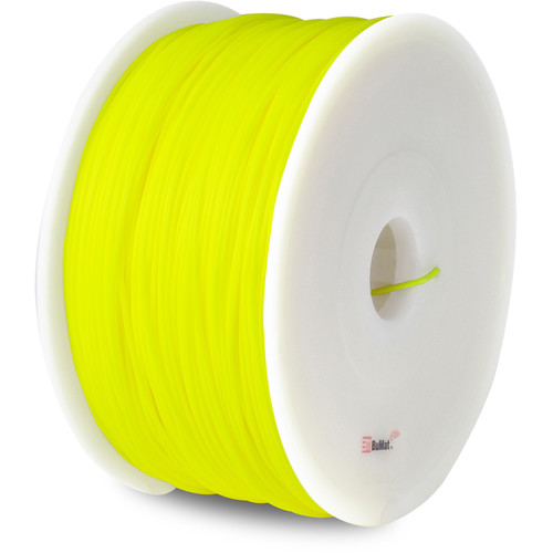 BuMat 1.75mm Elite ABS 3D Printer Filament (1kg, Yellow)