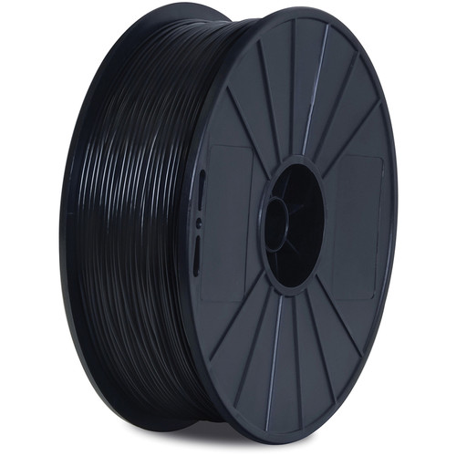 BuMat Elite Dreamer 1.75mm Conductive ABS Filament (1.5 lb, Black)