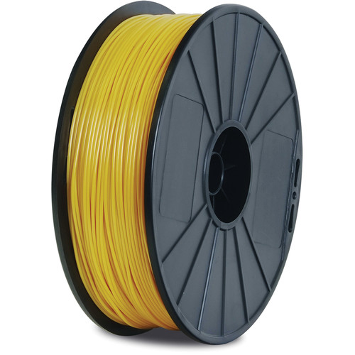 BuMat Elite Dreamer 1.75mm ABS Filament (1.5 lb, Gold)