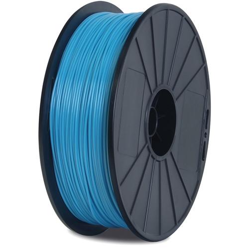 BuMat Elite Dreamer 1.75mm ABS Filament (1.5 lb, Light Blue)