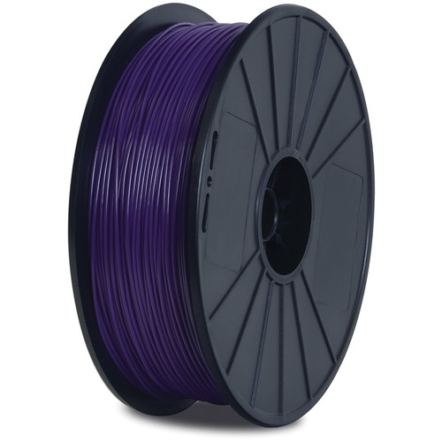 BuMat Elite Dreamer 1.75mm ABS Filament (1.5 lb, Purple)