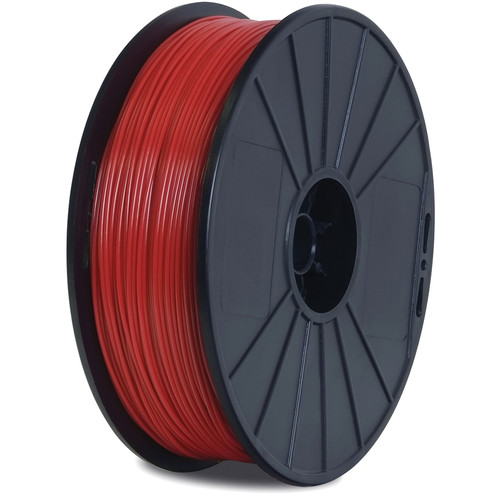 BuMat Elite Dreamer 1.75mm ABS Filament (1.5 lb, Red)