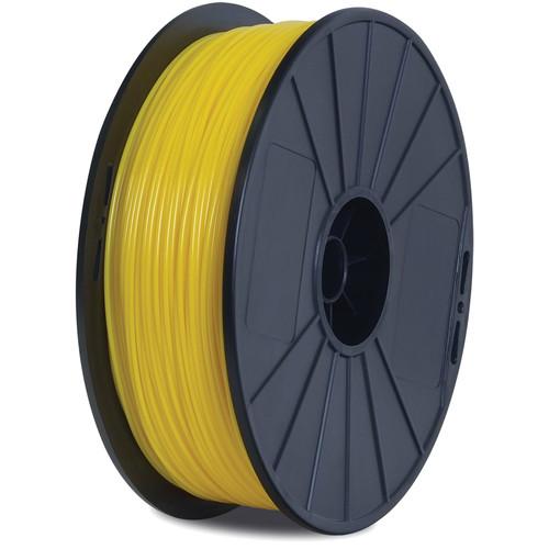 BuMat Elite Dreamer 1.75mm ABS Filament (1.5 lb, Yellow)