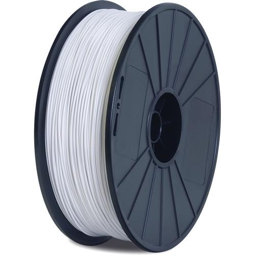 BuMat Elite Dreamer 1.75mm HIPS Filament (1.5 lb, White)
