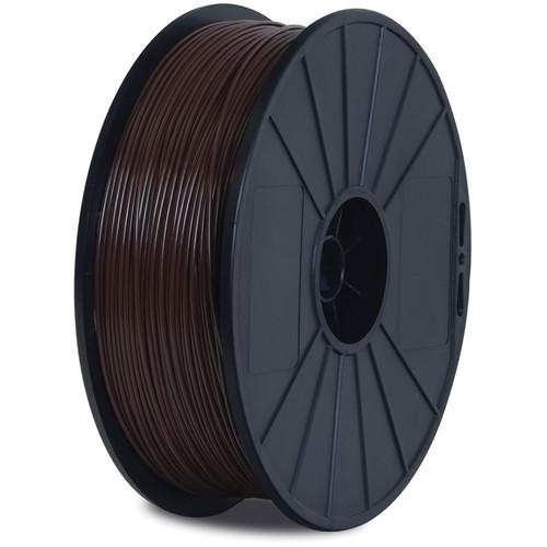 BuMat Elite Dreamer 1.75mm PLA Filament (1.5 lb, Brown)