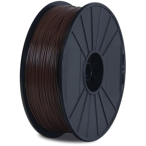 BuMat Elite Dreamer 1.75mm PLA Filament (1.5 lb, Brown)