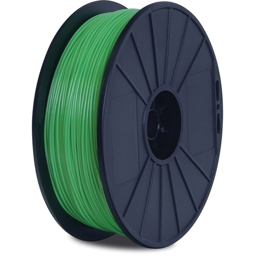 BuMat Elite Dreamer 1.75mm PLA Filament (1.5 lb, Green)