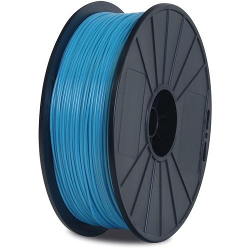BuMat Elite Dreamer 1.75mm PLA Filament (1.5 lb, Light Blue)