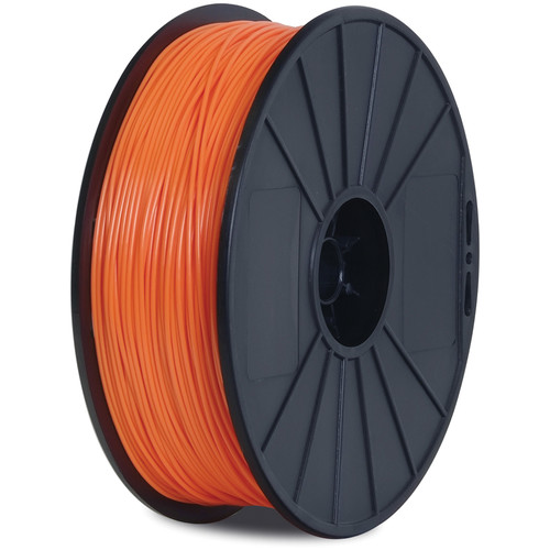 BuMat Elite Dreamer 1.75mm PLA Filament (1.5 lb, Orange)