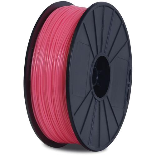 BuMat Elite Dreamer 1.75mm PLA Filament (1.5 lb, Pink)