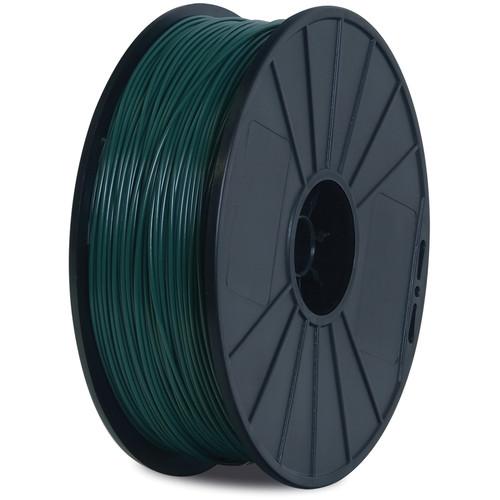 BuMat Elite Dreamer 1.75mm PLA Filament (1.5 lb, Pine Green)