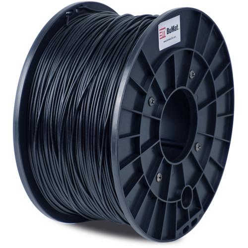 BuMat 1.75mm PLA Filament (1kg, Black)
