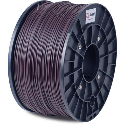 BuMat 1.75mm PLA Filament (1kg, Brown)