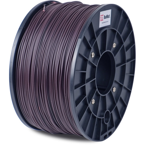 BuMat 1.75mm PLA Filament (1kg, Brown)