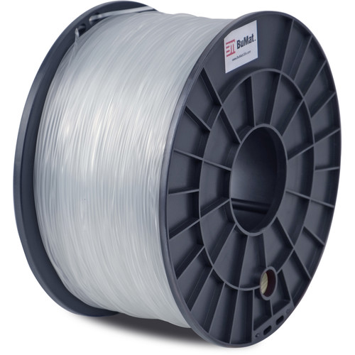 BuMat 1.75mm PLA Filament (1kg, Clear)