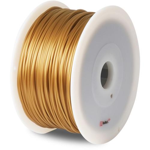 BuMat 1.75mm Elite PLA Filament (1kg, Gold)