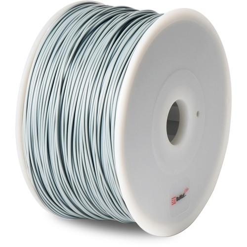 BuMat 1.75mm Elite PLA Filament (1kg, Gray)