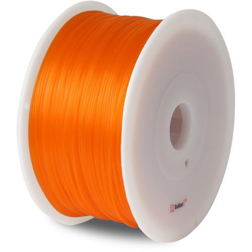 BuMat 1.75mm Elite PLA Filament (1kg, Orange)