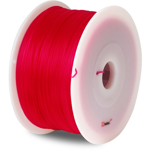 BuMat 1.75mm Elite PLA Filament (1kg, Red)