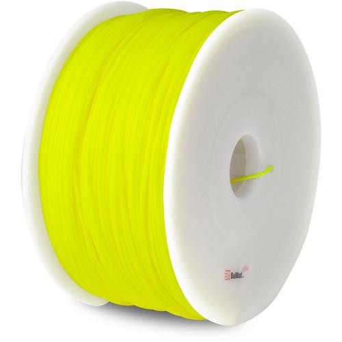 BuMat 1.75mm Elite PLA Filament (1kg, Yellow)